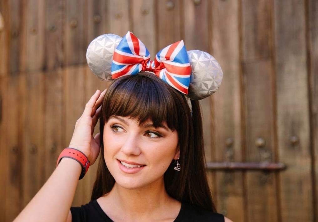 New Epcot Themed Mouse Ears! #disneysprings 1