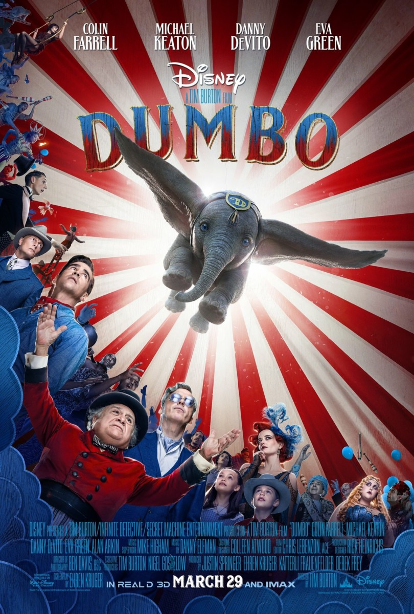 The New Dumbo Trailer is Here! 1