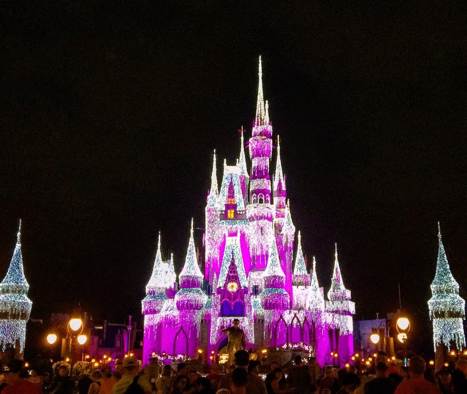 #DisneyParksLIVE to Stream the First Castle Lighting of the Year on November 8 14