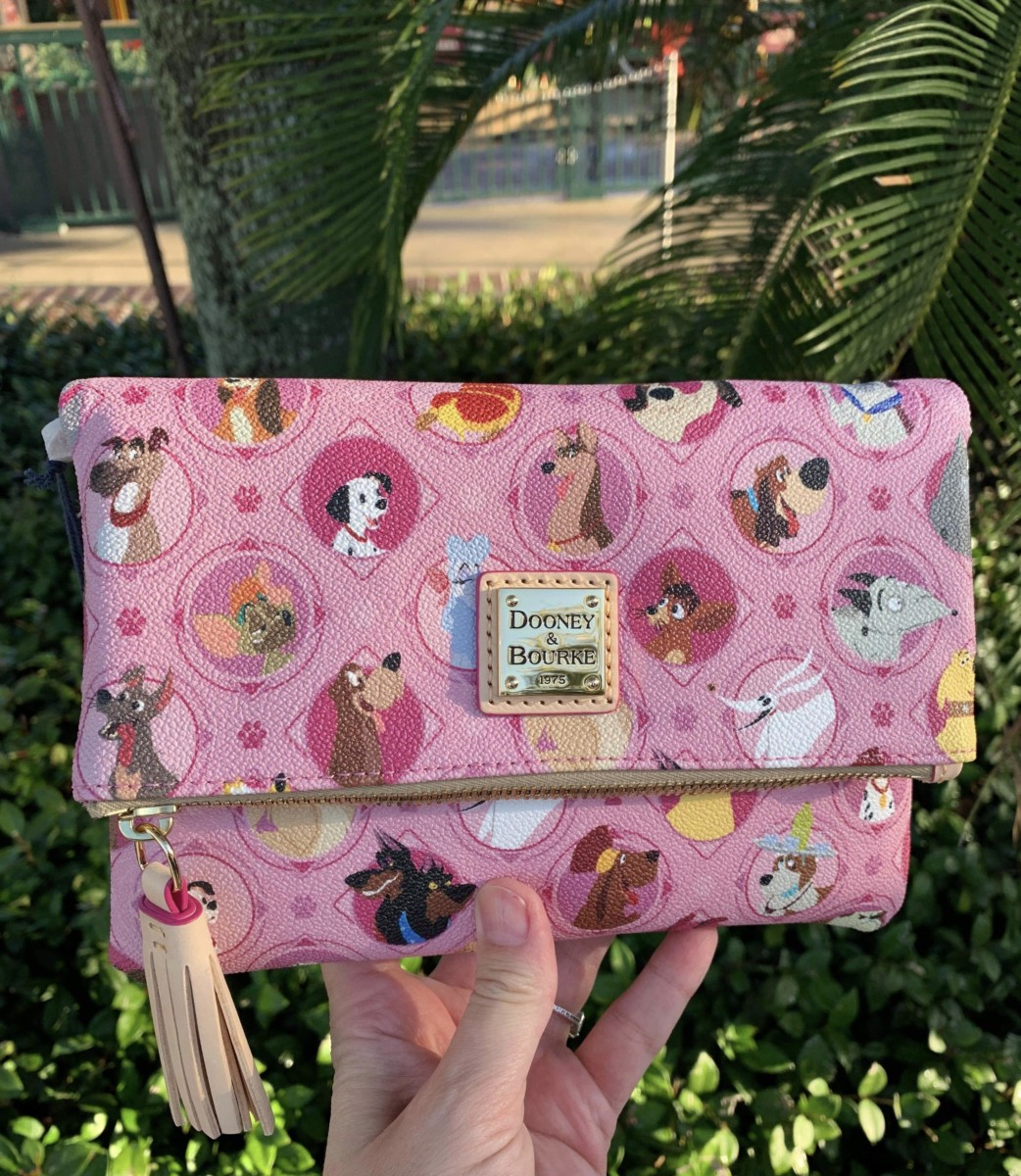 New Dooney and Bourke Dog Print Bags are Here! #DisneyStyle 47