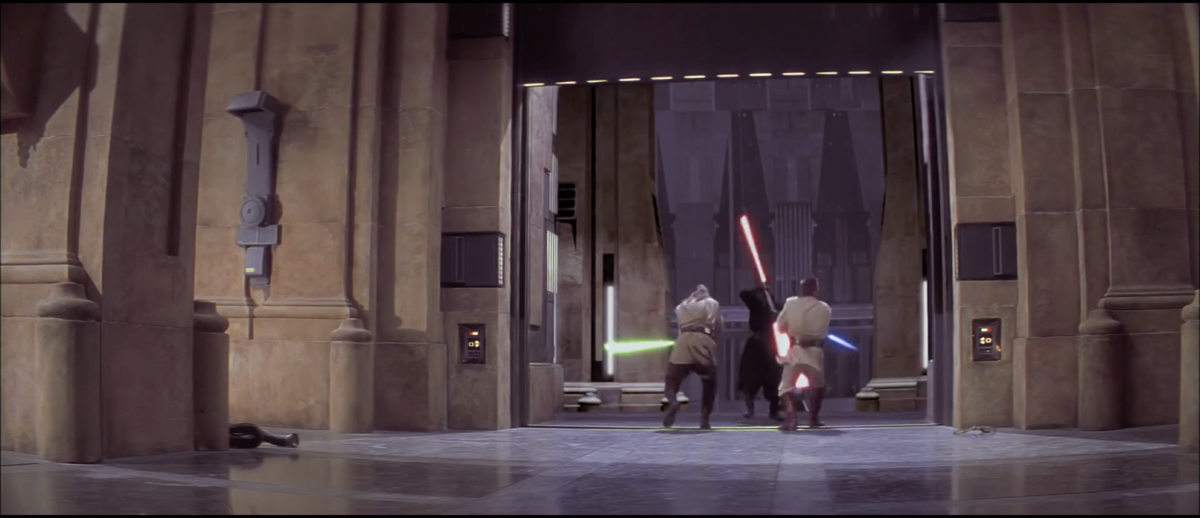 Opinion: My Top 5 Lightsaber Battles 5