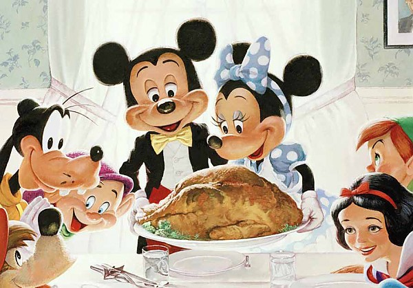Thanksgiving At Walt Disney World by Guest Writer Melissa Grove 1