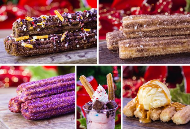 Foodie Guide to 2018 Holidays at the Disneyland Resort 1