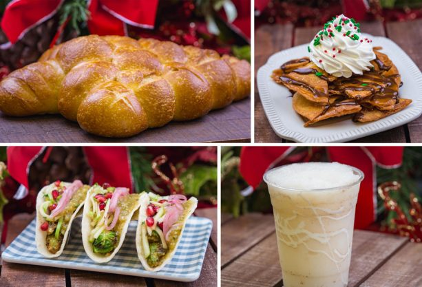 Holiday Treats at Disney California Adventure Park for 2018 Holidays at Disneyland Resort