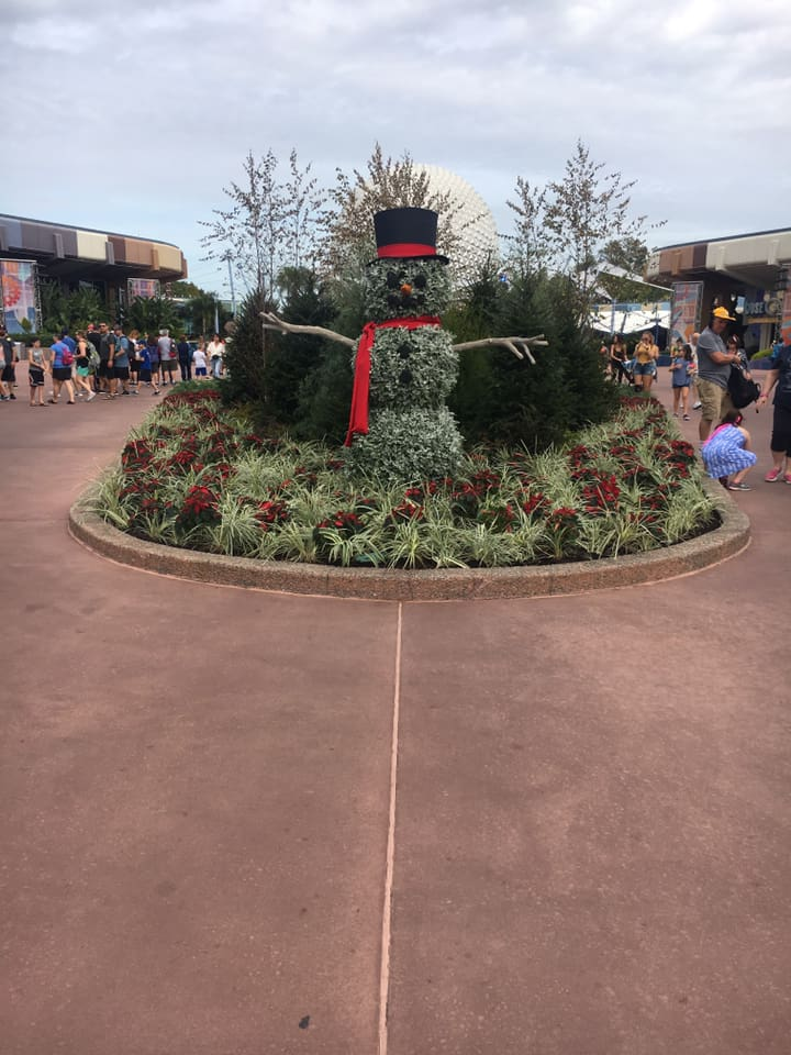 Epcot's International Festival of the Holidays has Begun! 3