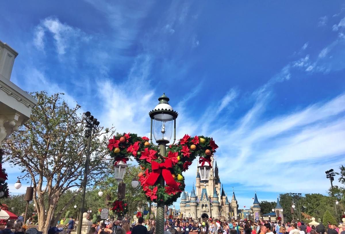 It's the Most Wonderful Time at Magic Kingdom 6
