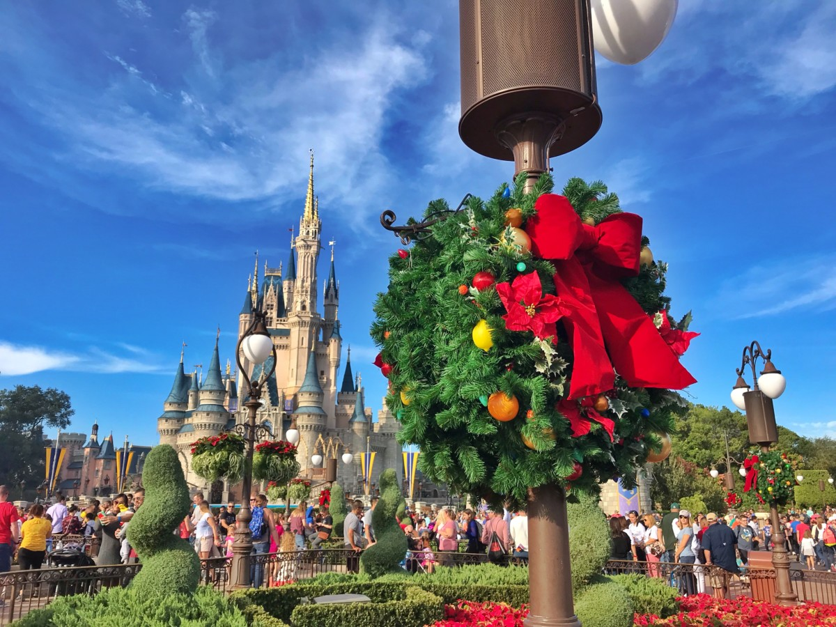 It's the Most Wonderful Time at Magic Kingdom 1