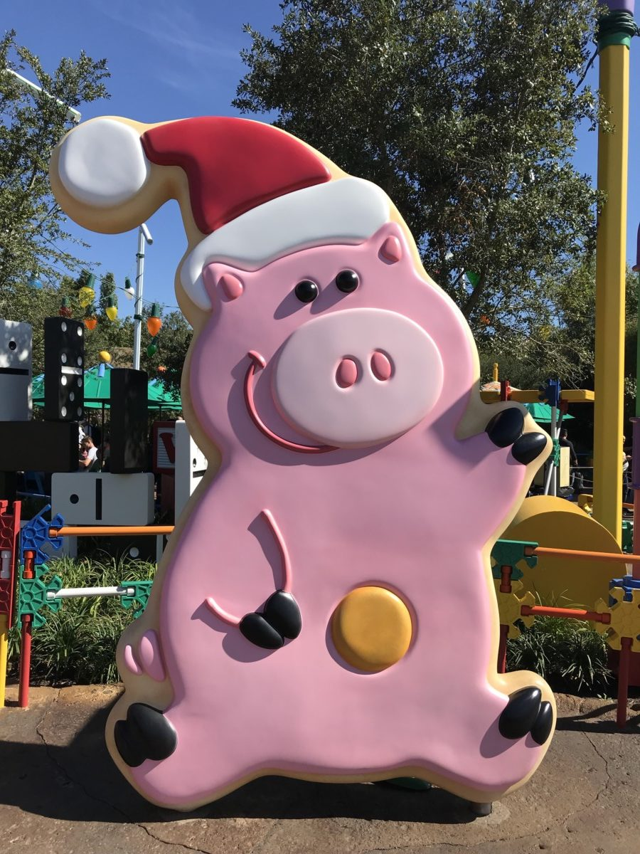 Disney's Hollywood Studios is Getting In The Holiday Spirit 6