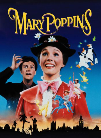 7 Fascinating Facts about Mary Poppins 1