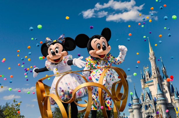 Mickey & Minnie's Surprise Celebration at Magic Kingdom Park