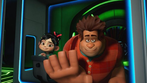 Experience Ralph Breaks VR at The VOID Now 1