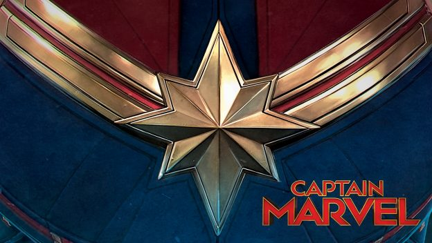 Captain Marvel Touches Down at Disney California Adventure Park in Early 2019 1