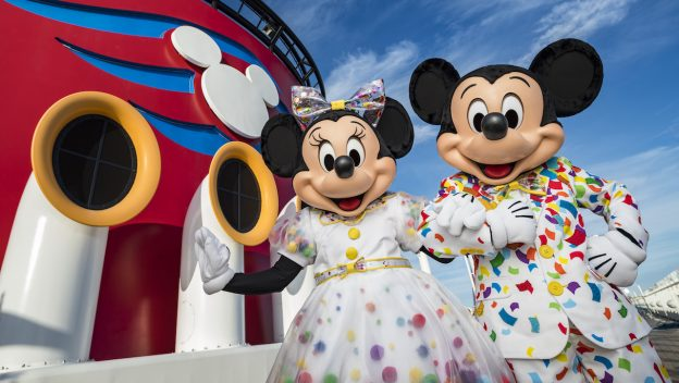 Celebrate 90 Years of Mickey Mouse on Disney Cruise Line 10