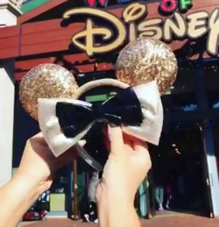 The New #Mickey90 Ears have hit Walt Disney World! 3