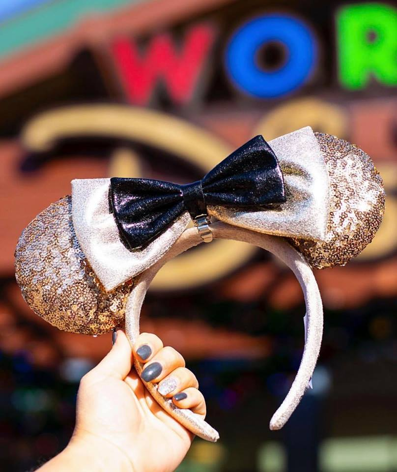 The New #Mickey90 Ears have hit Walt Disney World! 1