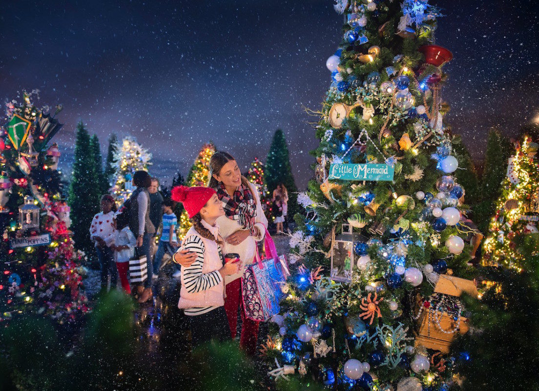 Celebrate the Season at Disney Springs 1