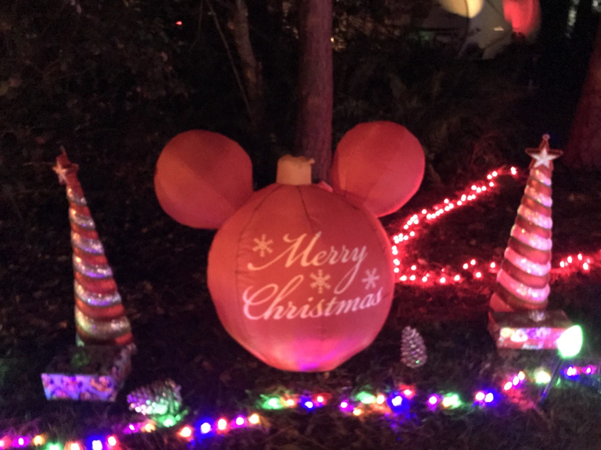 Christmas at Fort Wilderness 2