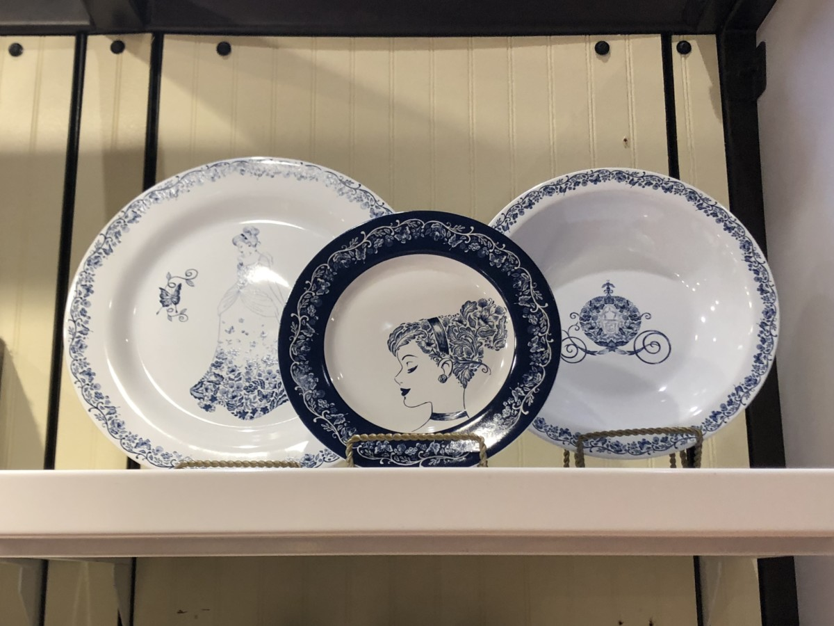 New Cinderella Home Items At Disney Parks!