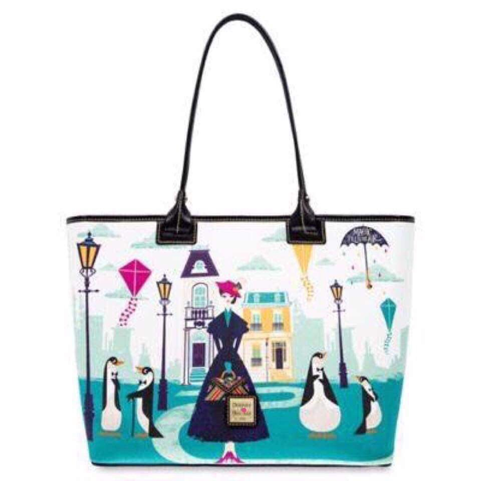 A new line Of Mary Poppins Dooney and Bourke blowing our way soon - by Lindsey 11