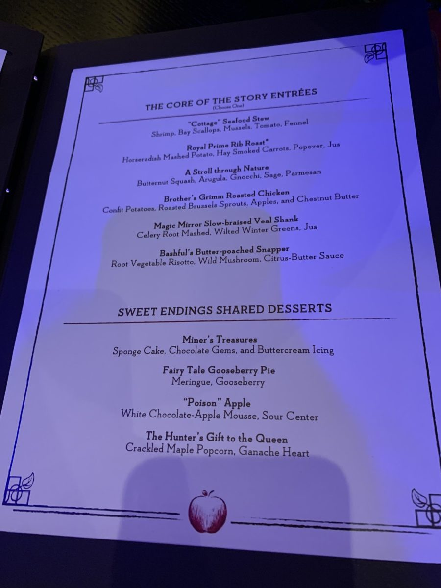 Storybook Dining At Artist Point With Snow White - Review 10