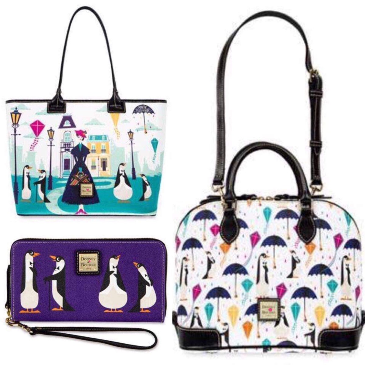A new line Of Mary Poppins Dooney and Bourke blowing our way soon - by Lindsey 2