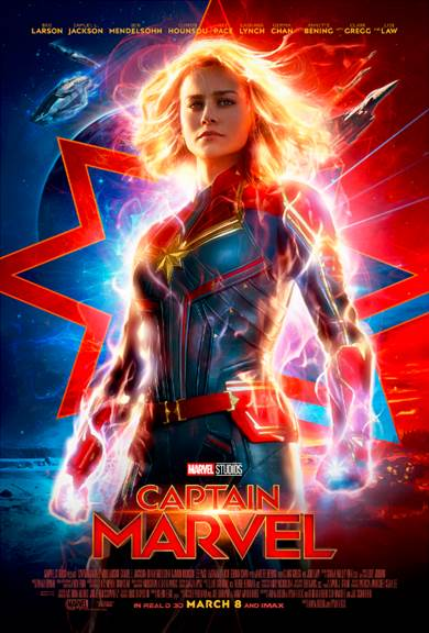 See the New Trailer for Captain Marvel 17