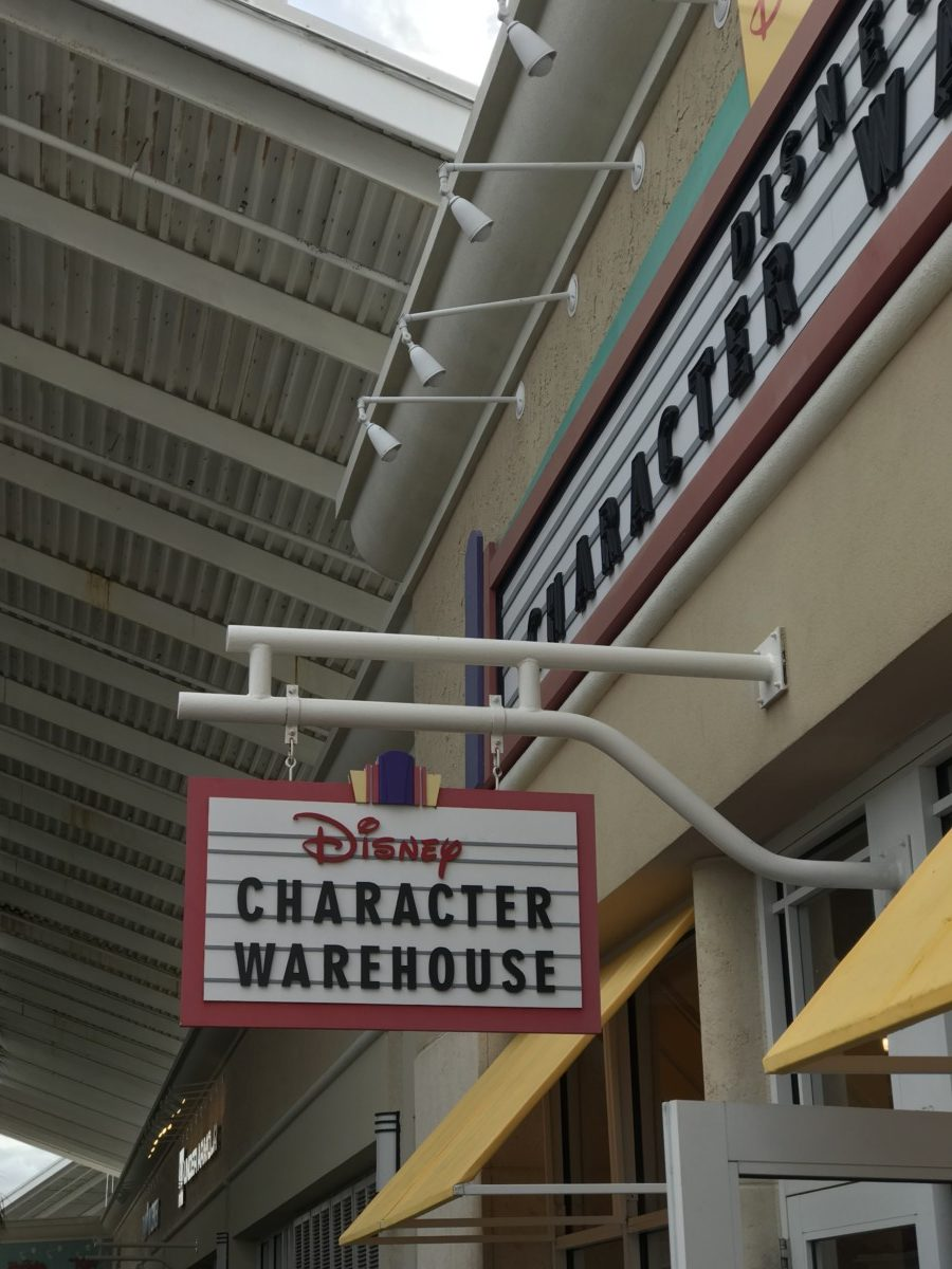 Disney Deals at the Character Warehouse 1
