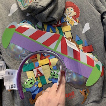 New Buzz Lightyear Mouse Ears! #DisneyStyle 3