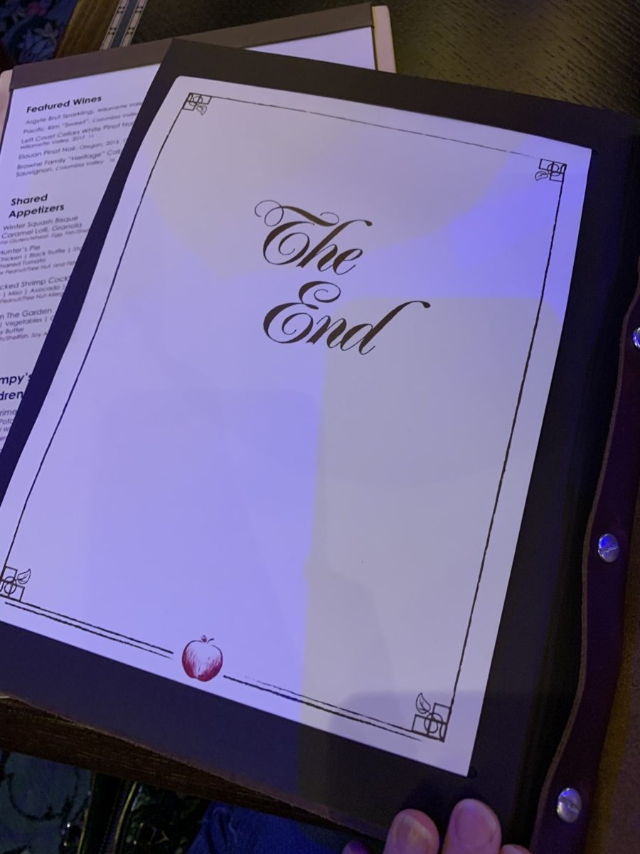 Storybook Dining At Artist Point With Snow White - Review 13