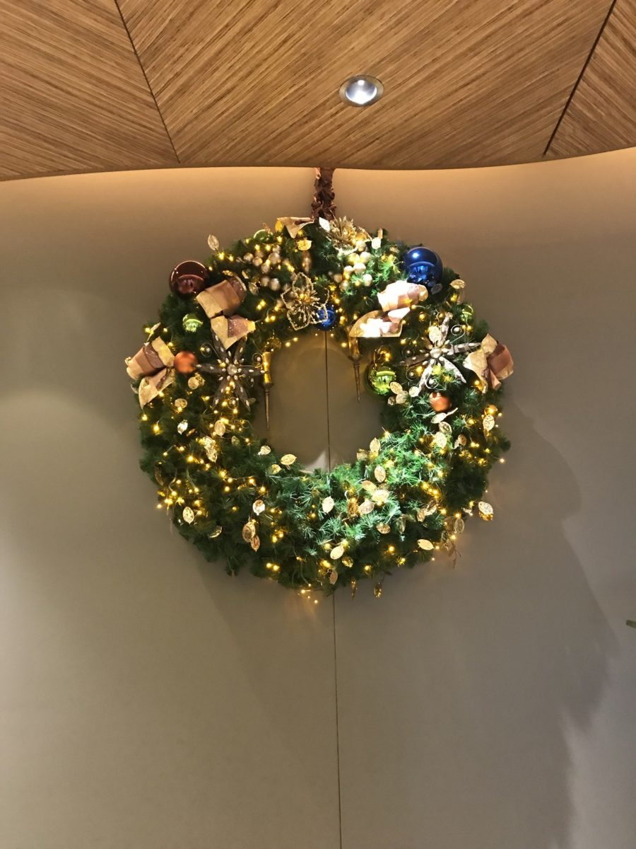 Holiday Decor at Disney's Contemporary Resort 7