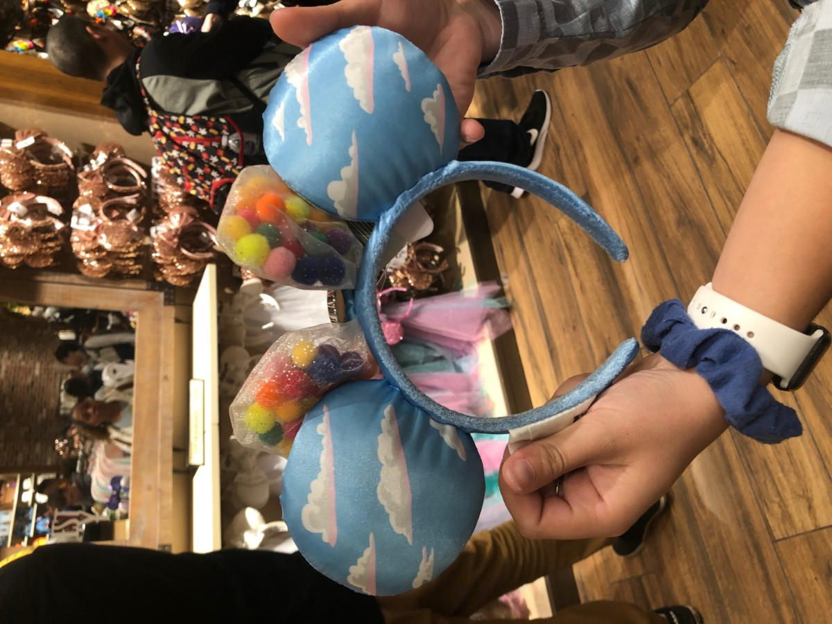 New Pixar Up inspired ears out now! 4