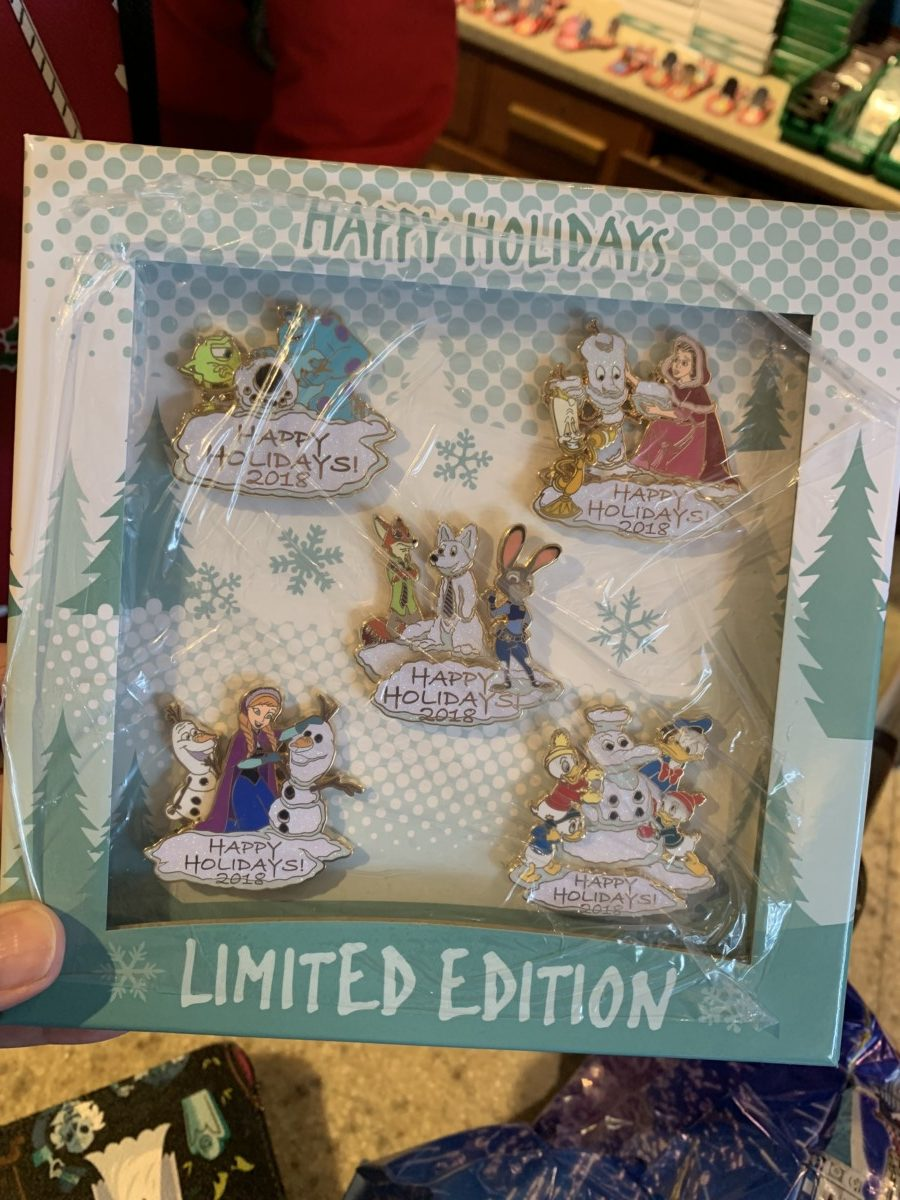 Beautiful Holiday pins for 2018 1