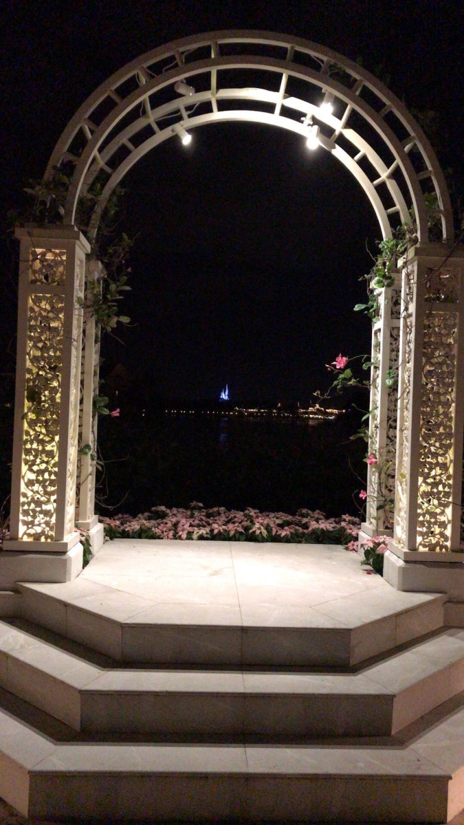 The Disney Wedding Pavilion 7