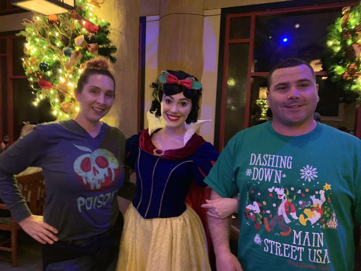 Storybook Dining At Artist Point With Snow White - Review 4