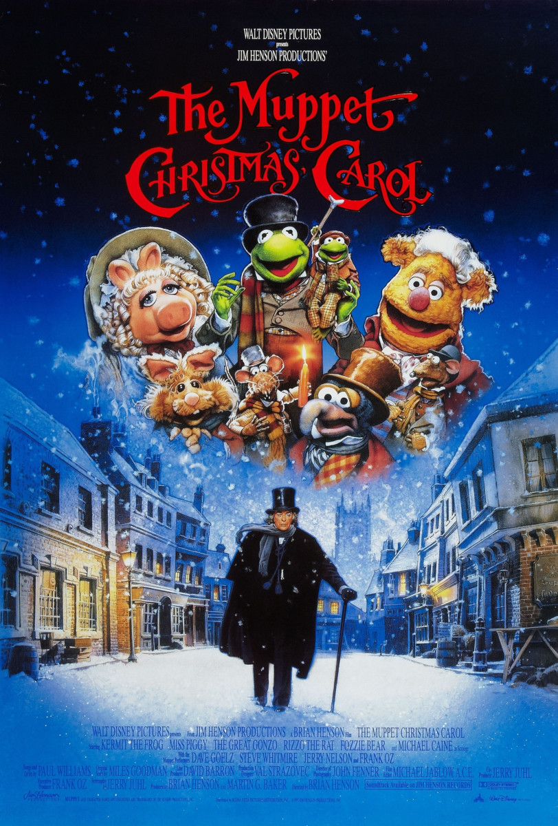 Disney's 3 Versions of A Christmas Carol 3