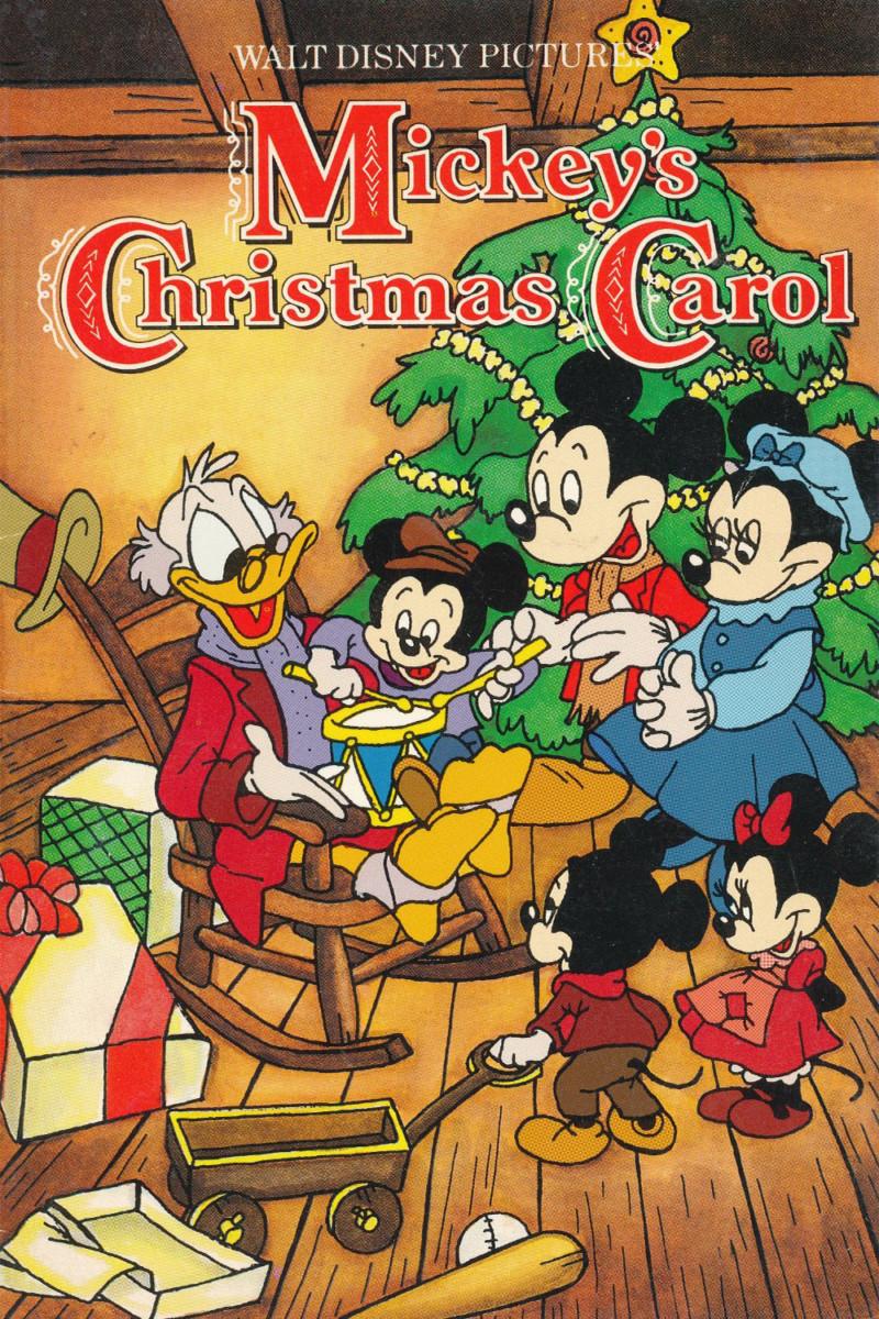 Disney's 3 Versions of A Christmas Carol 2