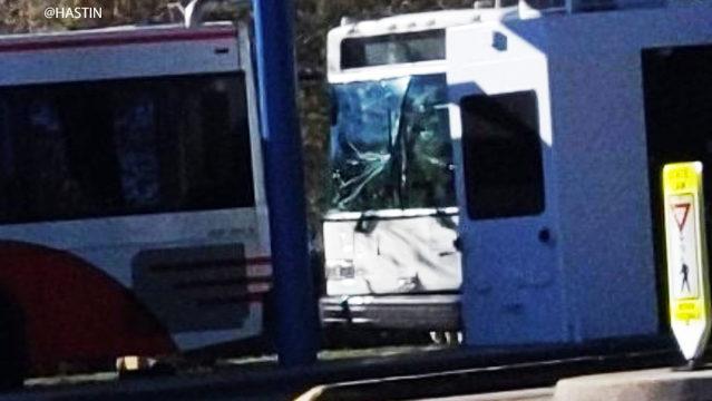 Disney Bus Crash at Epcot, no major injuries reported! 2
