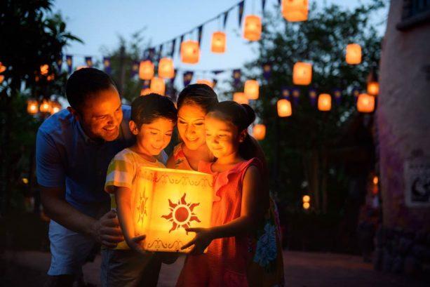 Take a Shine to Glowing Disney PhotoPass Props at Walt Disney World Resort 5