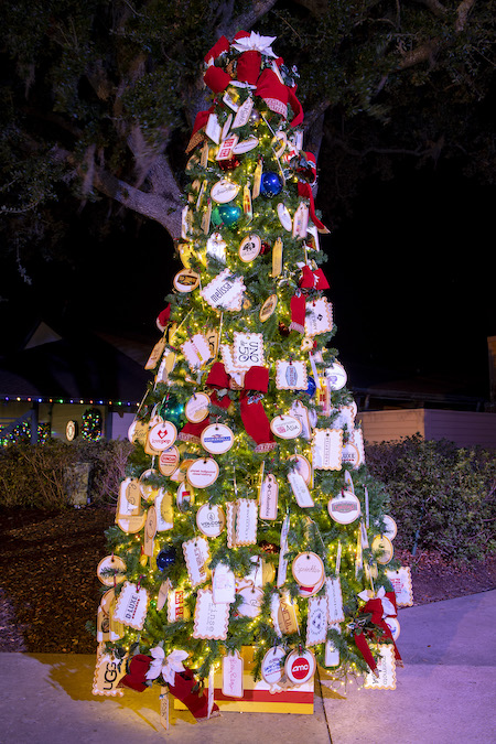 The Disney Springs Christmas Tree Trail Features Five New Themes in 2018 1