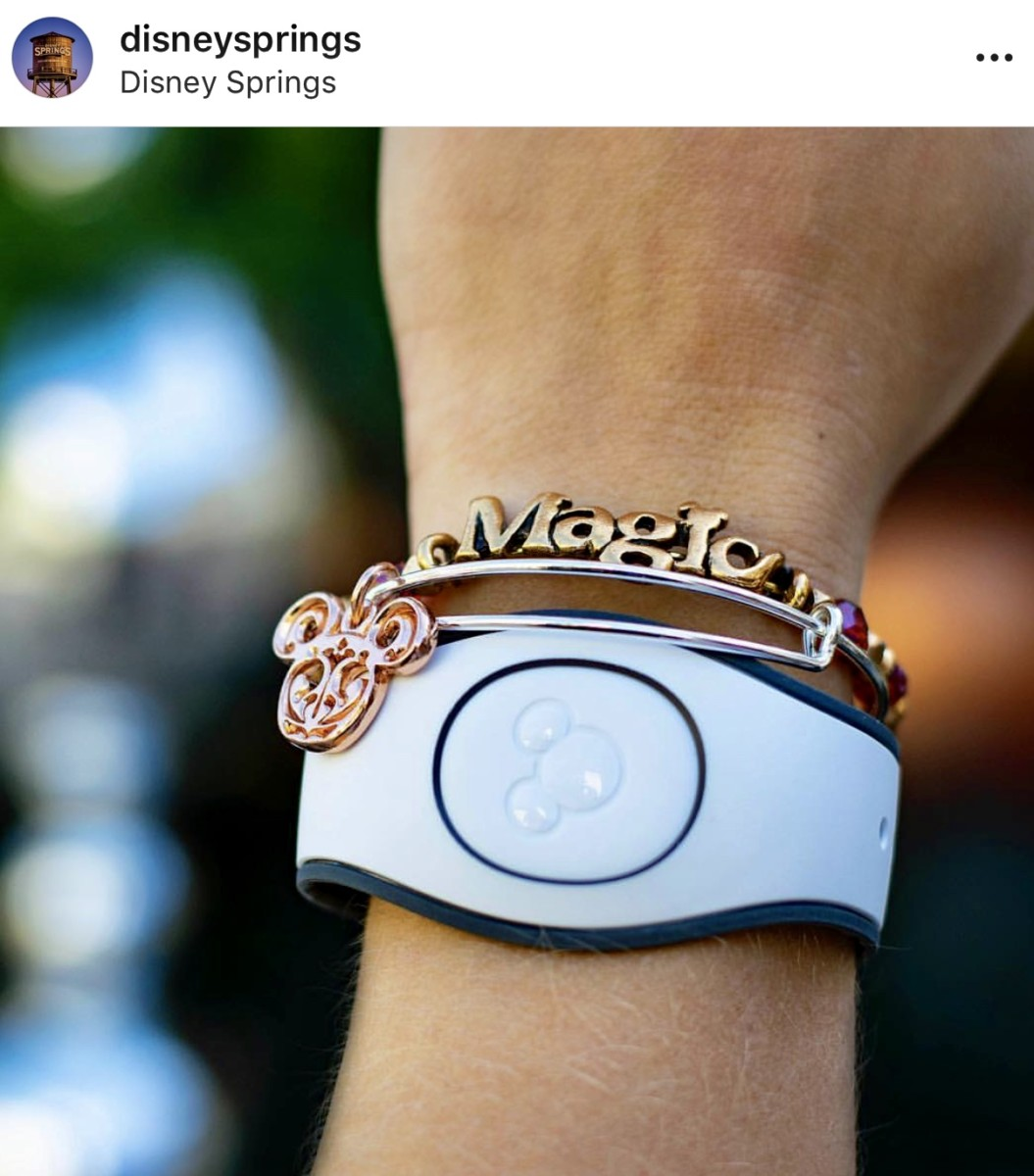 New MagicBand Colors Available at Disney Springs 5