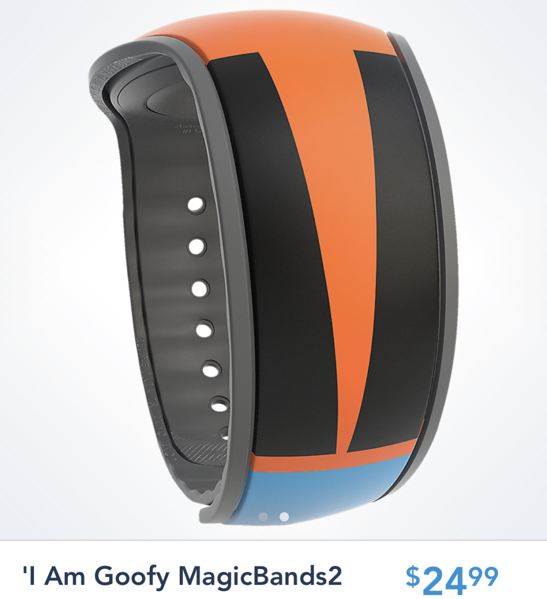 New Character Magic Bands Available on the Disney Shop Parks App 2