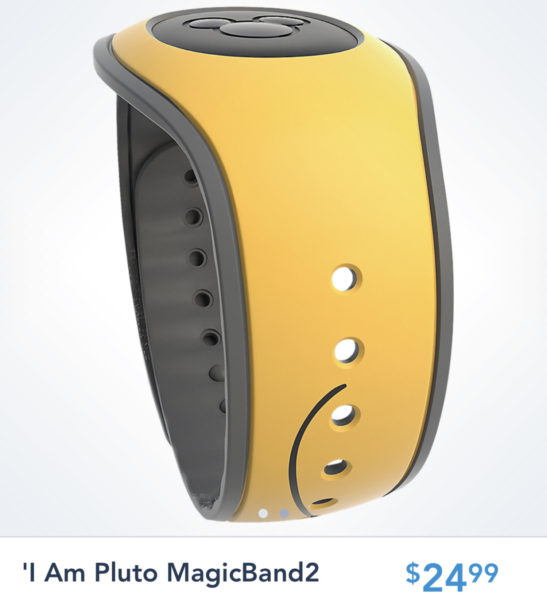 New Character Magic Bands Available on the Disney Shop Parks App 5