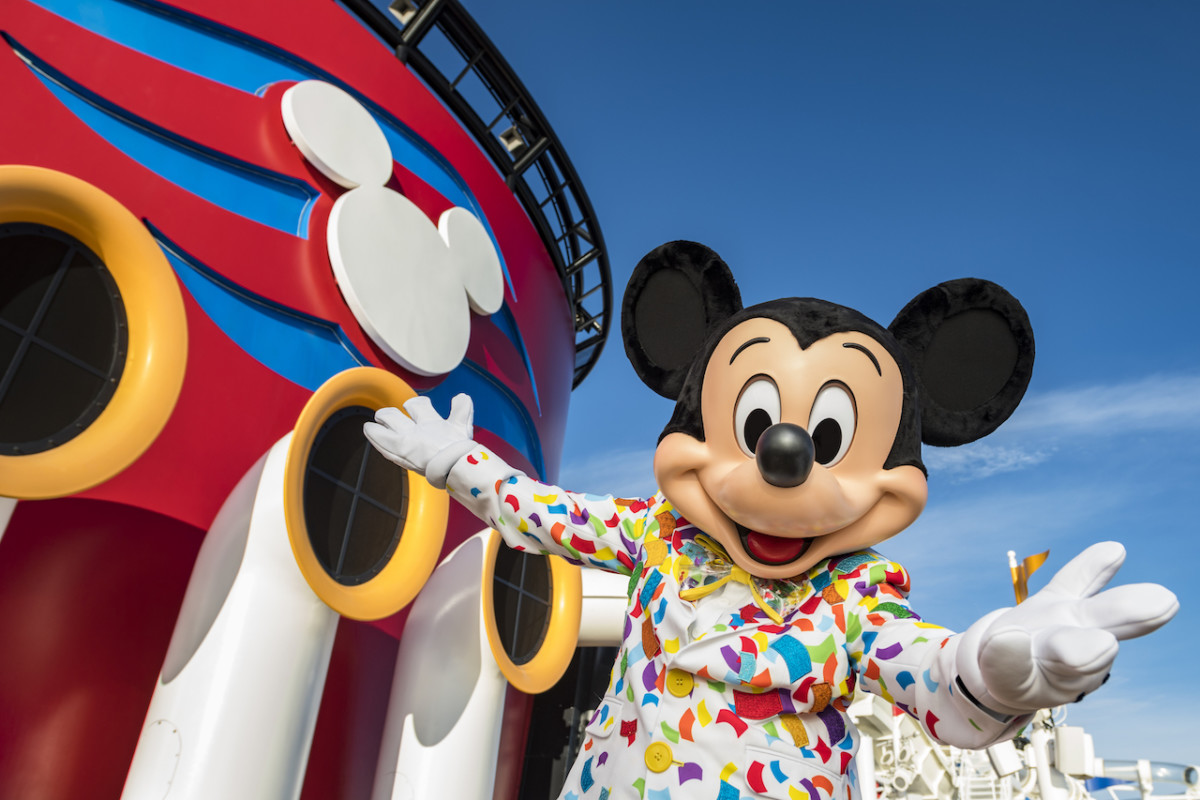 Mickey's 90th on Disney Cruise Line