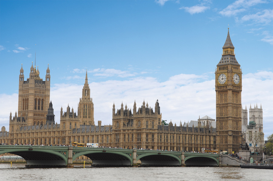Big Ben – London, England