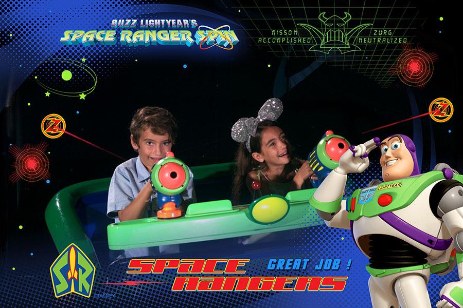 Buzz Lightyear's Space Ranger