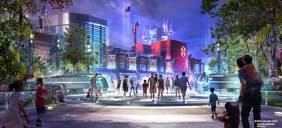 Global Avengers Initiative to Assemble Earth's Mightiest Heroes at Disney Parks Around the World 1
