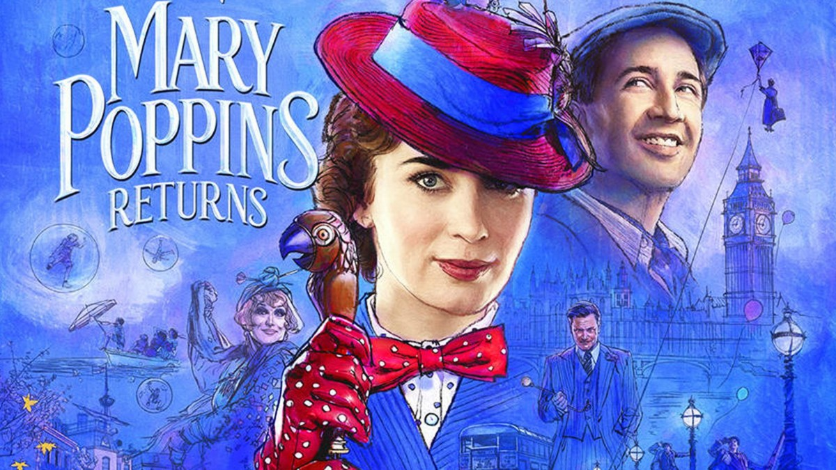 "An Open (Love) Letter to an Icon: A Review of ""Mary Poppins Returns"" 2"