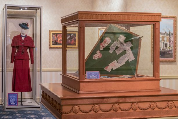 Disney's 'Mary Poppins Returns' Film Memorabilia Gallery Now Open at Disneyland Park 1