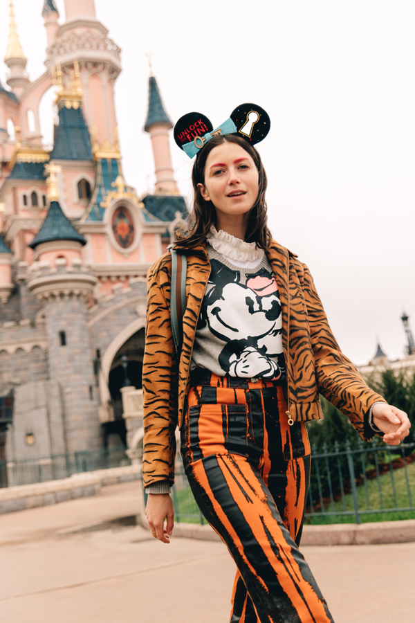 Vogue.com Showcases Iconic 'Main Street Style' at Every Disney Resort 1