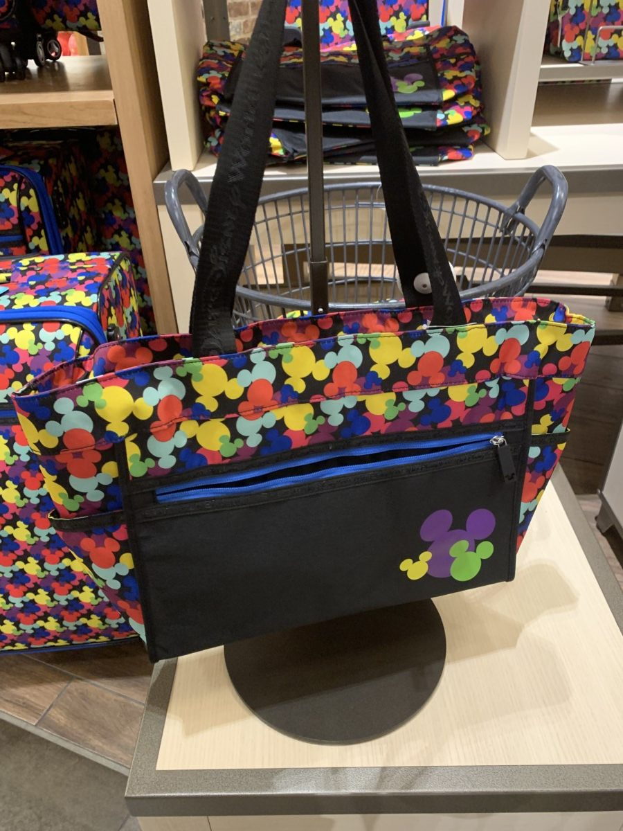 Colorful Mickey Mouse luggage out now 6